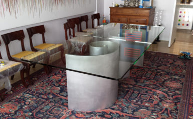 Glass Tables/Shelves